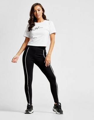 Good For Nothing Piping Leggings