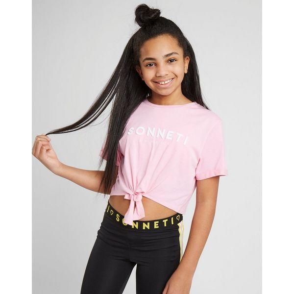 Sonneti Girls' Jade Knot T-Shirt Junior