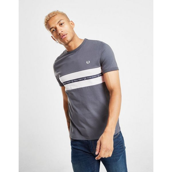 Fred Perry Sports Tape T-Shirt