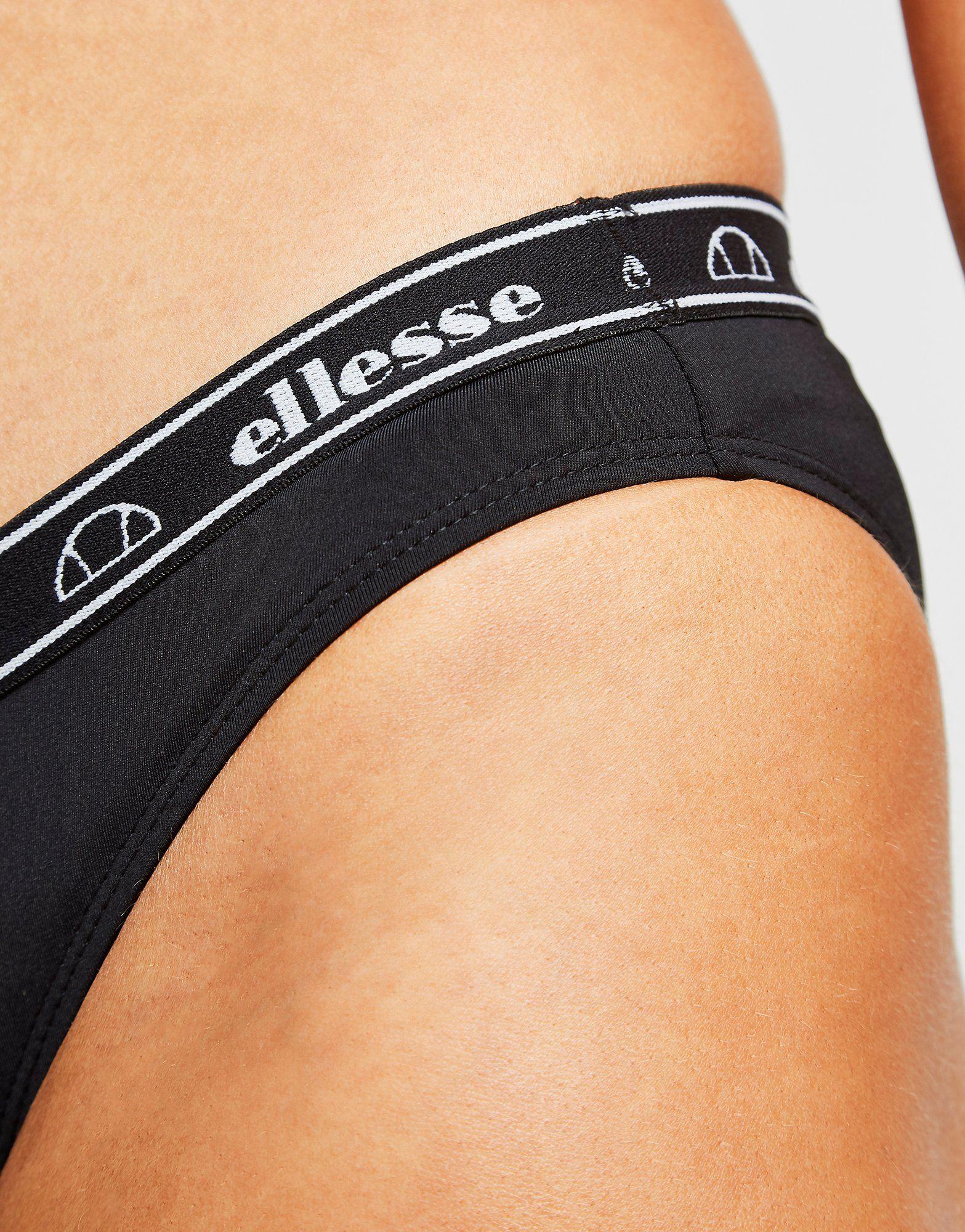 Ellesse Tape Bikini Bottoms