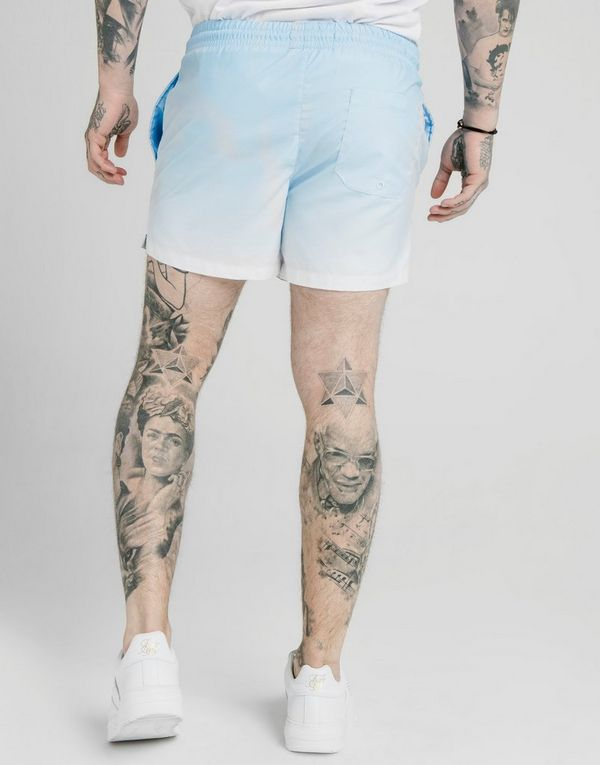 40e0bedbf0 SikSilk Fade Swim Shorts | JD Sports