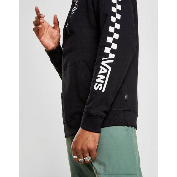 Vans Overhead Checkerboard Sleeve Hoodie