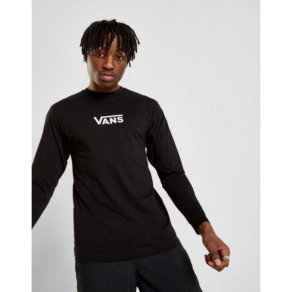 Vans Long Sleeve Arch Back Logo T-Shirt
