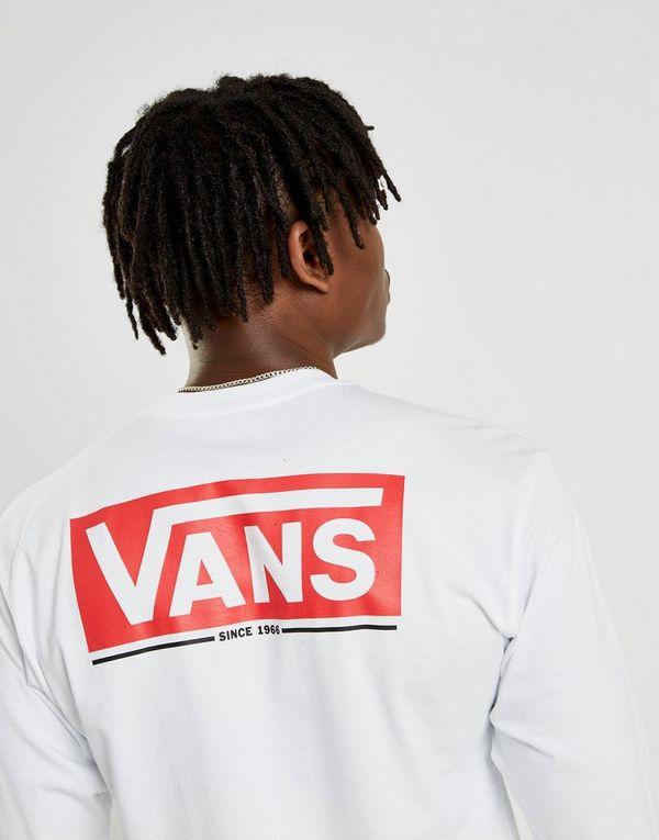 Vans Long Sleeve Back Logo Carter T-Shirt