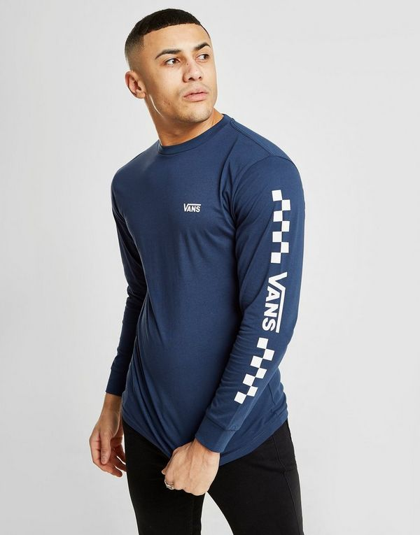 Vans Sleeve Check Long Sleeve T-Shirt