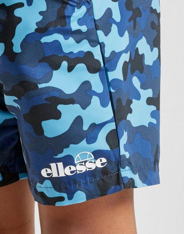5e9a548de5 Ellesse Vanti Camo Swim Shorts Junior | JD Sports