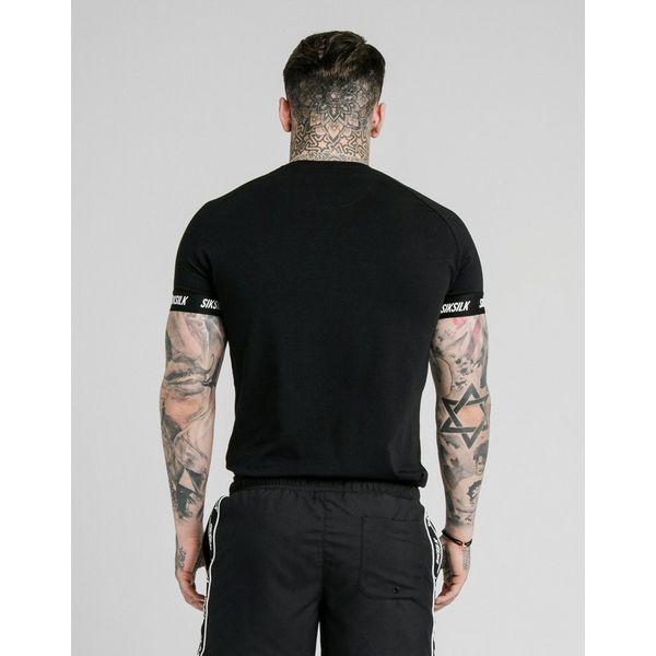 SikSilk Tech Tape T-Shirt