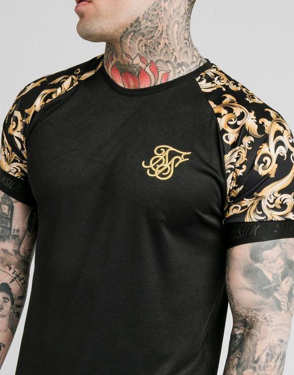 SikSilk Venetian Tech T-Shirt