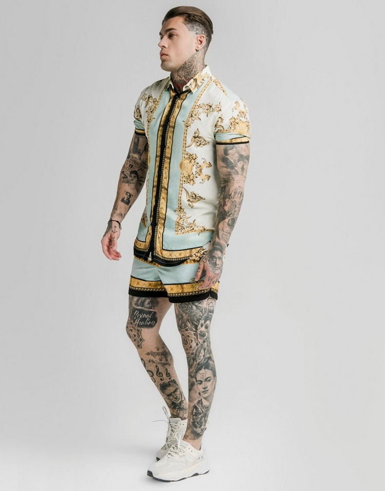 SikSilk camisa Resort