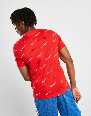 Champion camiseta All Over Print