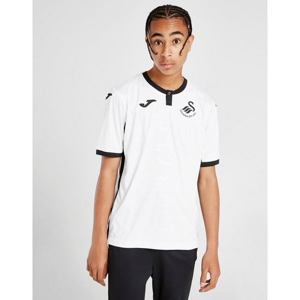 Joma Swansea City FC 2019/20 Home Shirt Junior