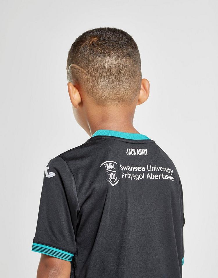 Joma Swansea City FC 2019/20 Away Kit Children
