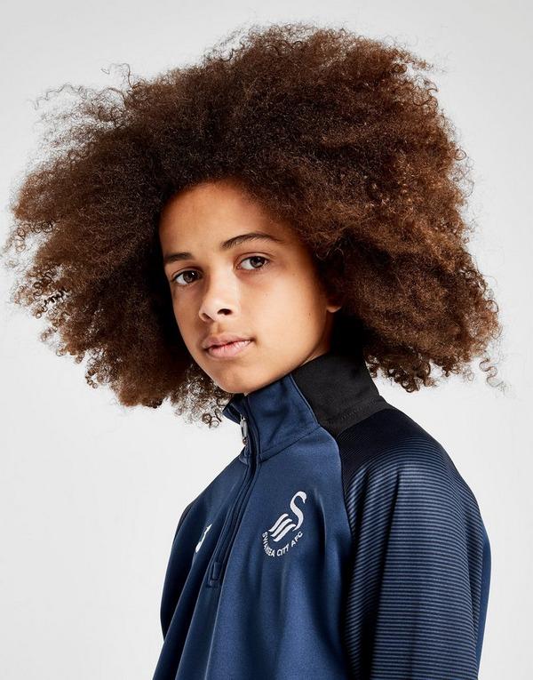 Joma Swansea City FC 1/4 Zip Training Top Junior
