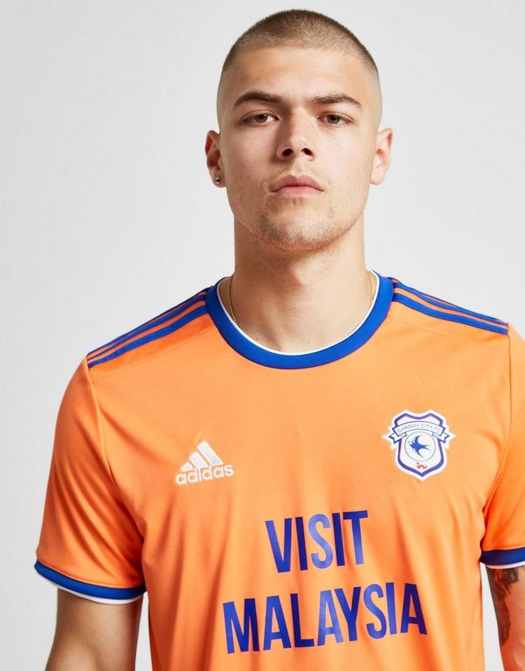 adidas Cardiff City FC 2019/20 Away Shirt