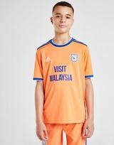 adidas Cardiff City FC 2019/20 Away Shirt Junior
