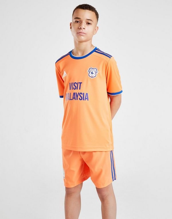 adidas Cardiff City FC 201920 Away Shirt Junior