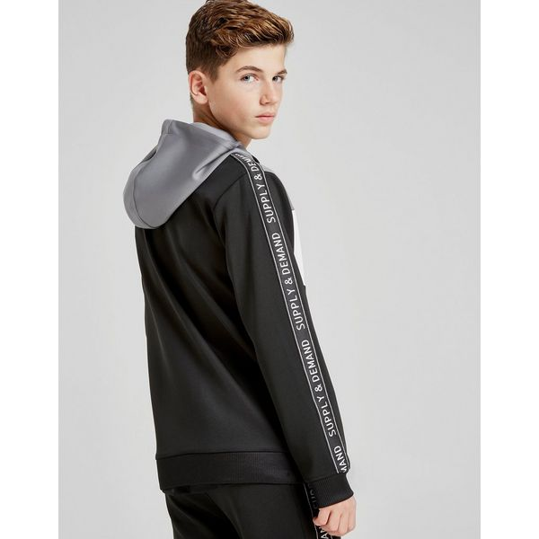 Supply & Demand Zayn Zip Through Hoodie Junior