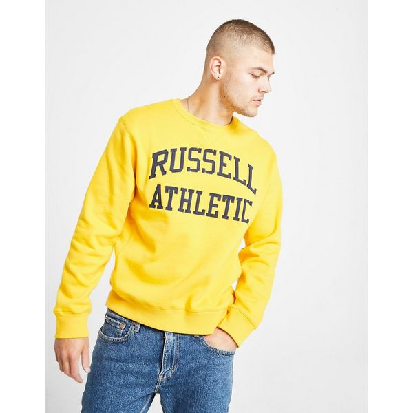Russell Athletic Arch Logo Sweatshirt