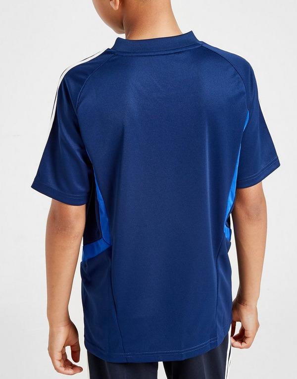 adidas Cardiff City FC Training Shirt Junior