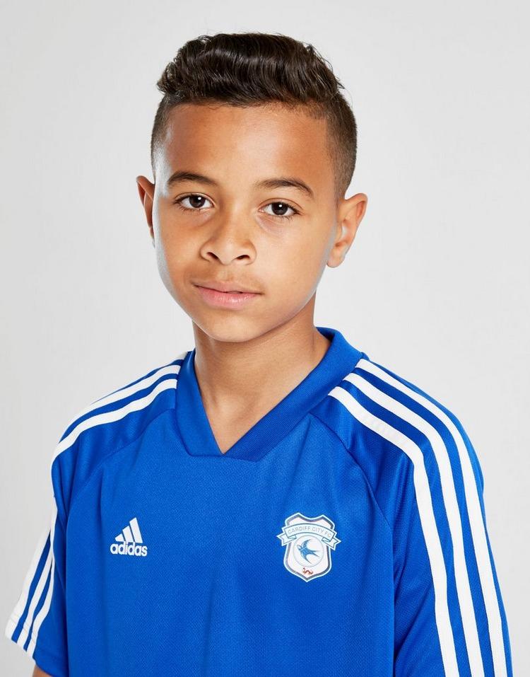 adidas Maillot d'Entraînement Cardiff City FC Junior
