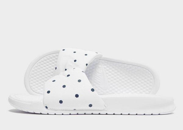 Nike chanclas Benassi Just Do It Unité Totale para mujer