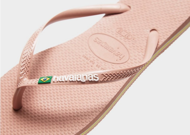 Havaianas Slim Brasil Flip Flops Women's