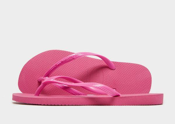 10614d04 Havaianas Slim Flip Flops Women's | JD Sports