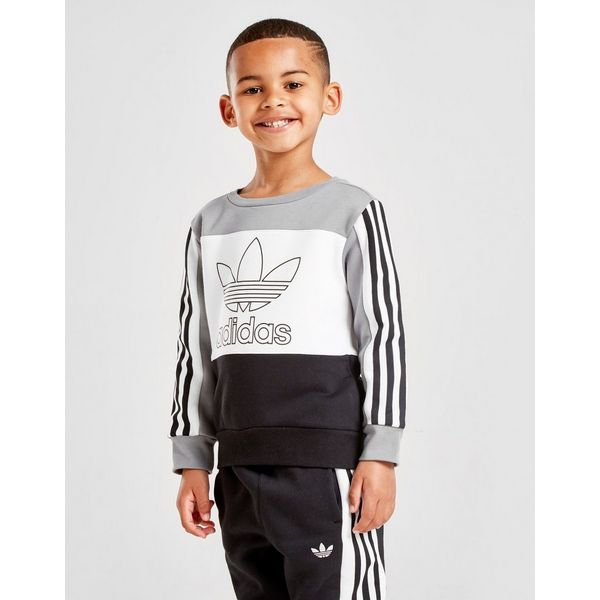 adidas Originals Spirit Crew Tracksuit Children