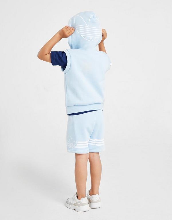 Shop den adidas Originals 3 Piece Sleeveless Anzug Baby in