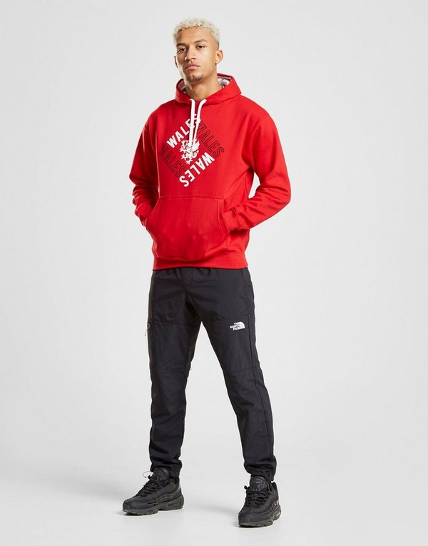 Official Team Wales Square Hoodie