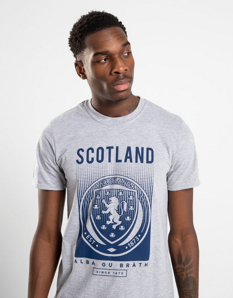 Official Team T-Shirt Scotland FA Fade