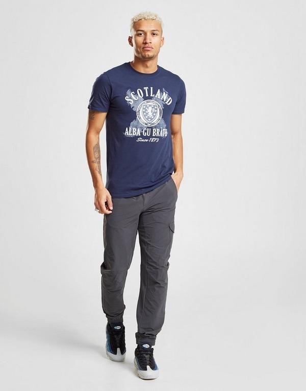 Official Team Scotland FA Alba Short Sleeve T-Shirt