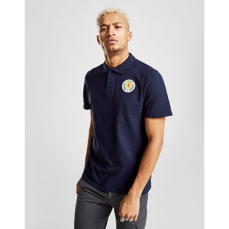 Official Team Scotland FA Polo Shirt