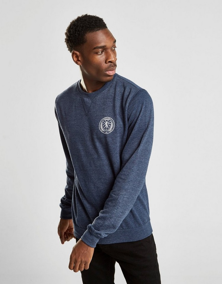 Official Team Scotland FA Crew Sweatshirt