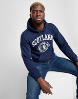 Official Team Scotland FA Hoodie Heren