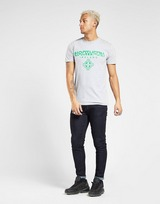 Official Team Northern Ireland Split T-Shirt Heren