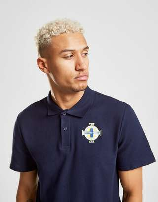 Official Team Northern Ireland Polo Shirt