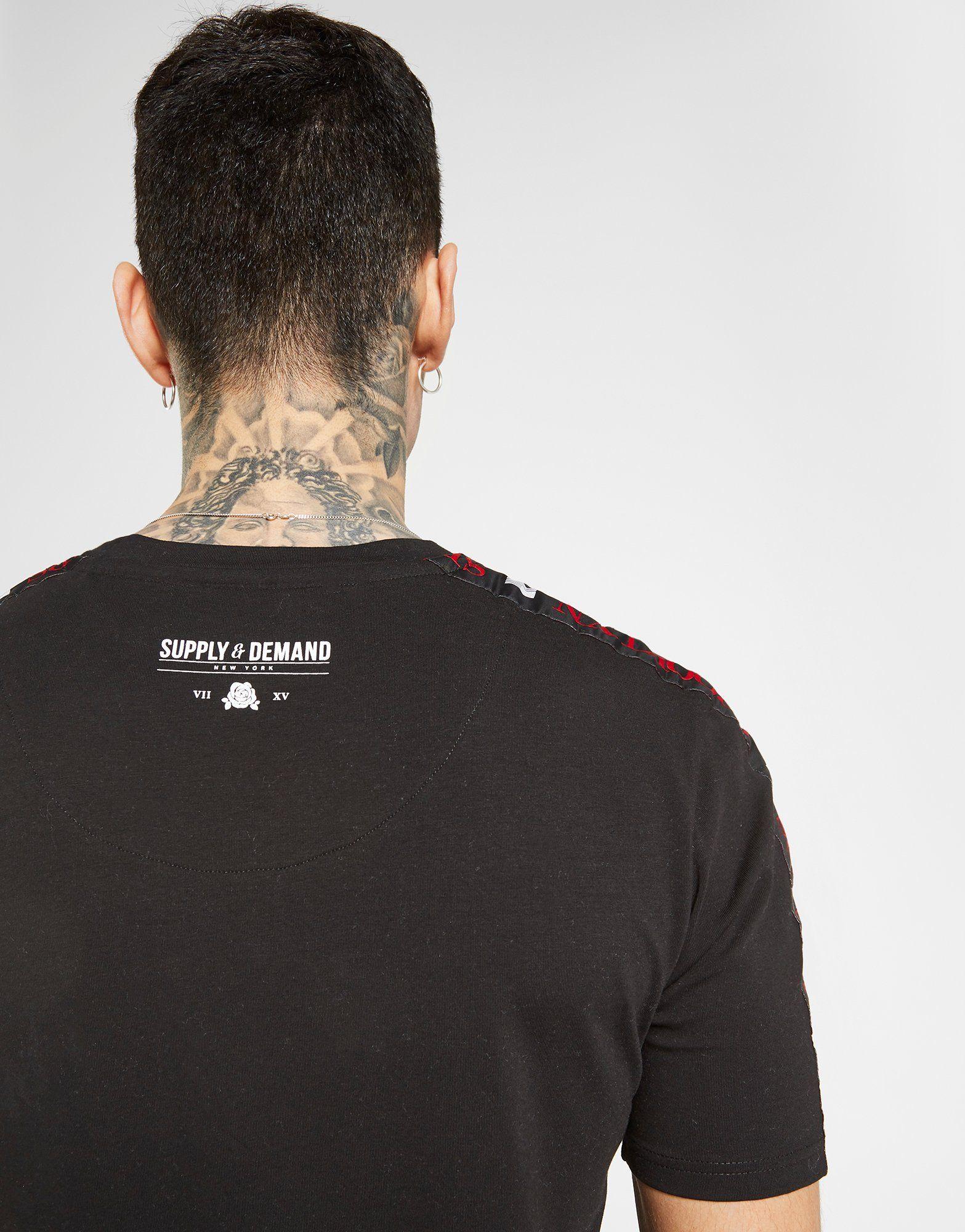Supply & Demand Limited T-Shirt