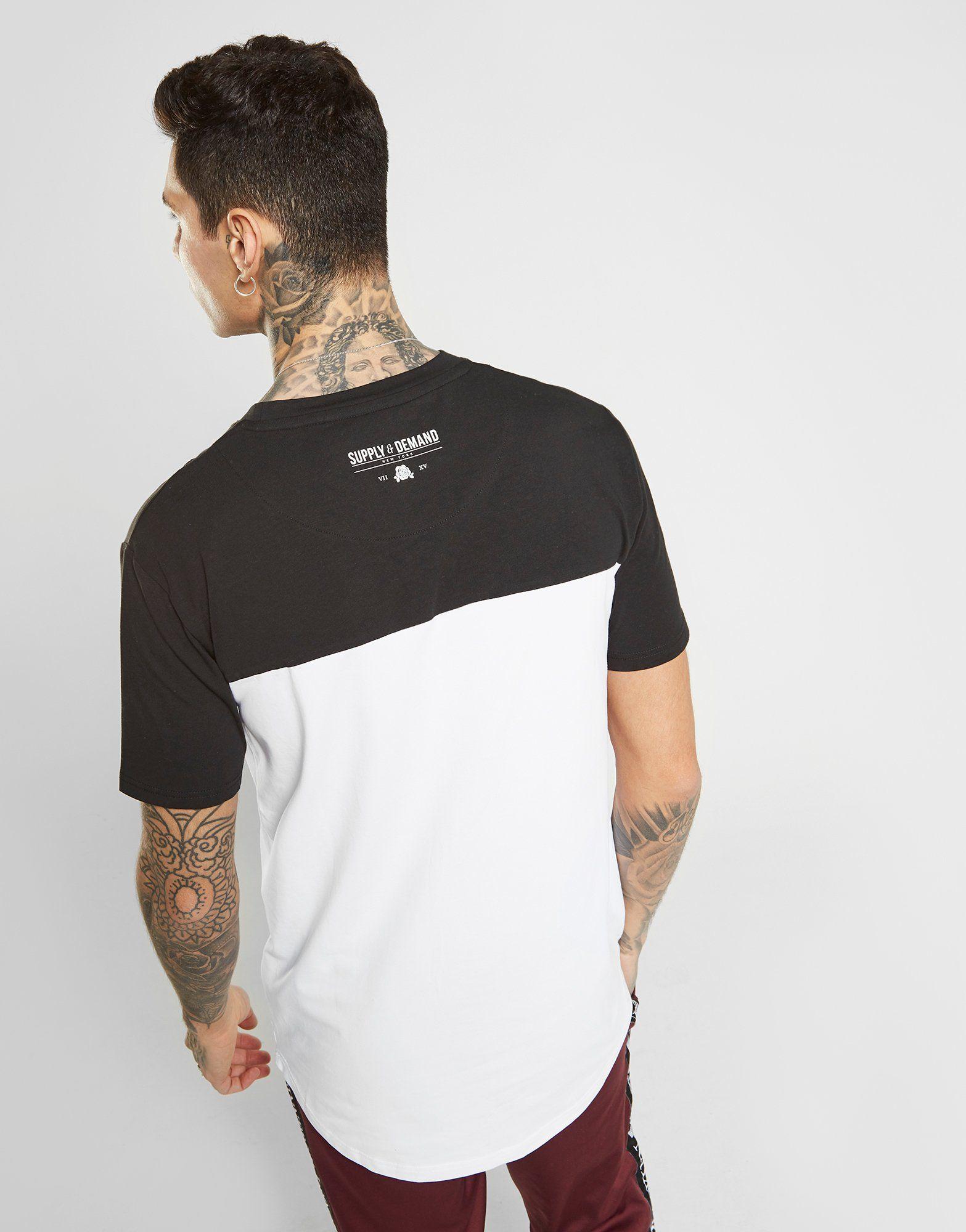 Supply & Demand Chevron Slice T-Shirt