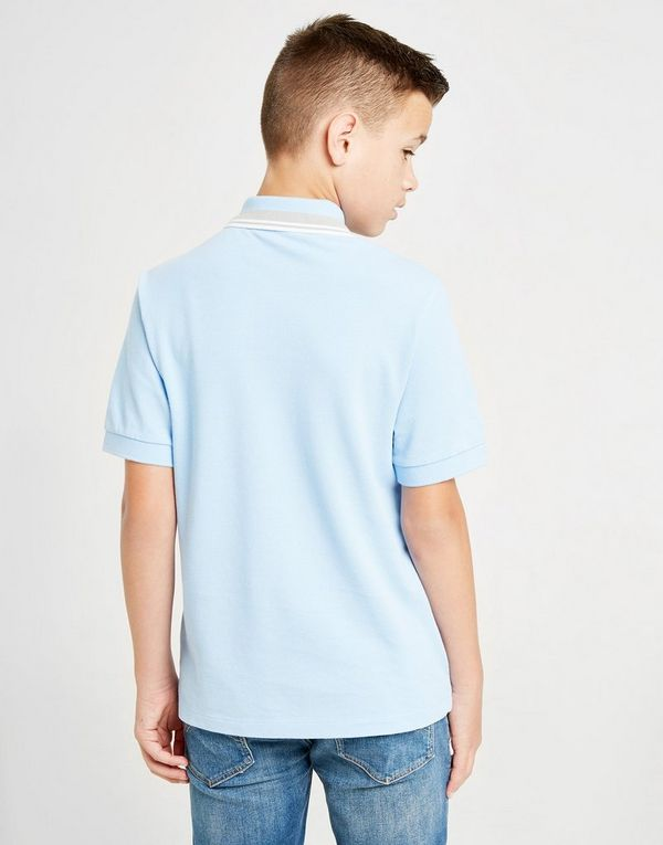 Fred Perry Twin Tipped Polo Shirt Junior