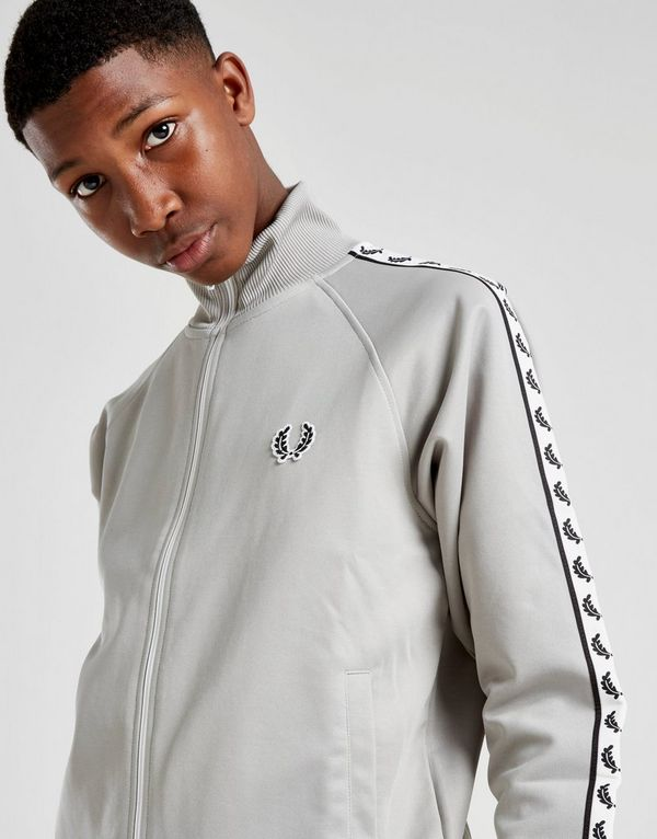 16576c448 Fred Perry Tape Track Top Junior | JD Sports