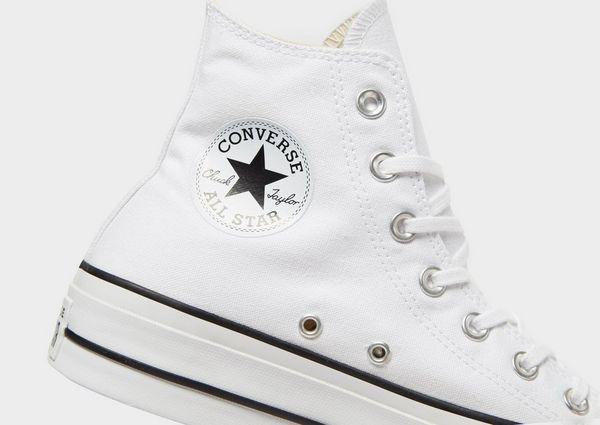 Converse All Star Lift Hi Platform para mujer