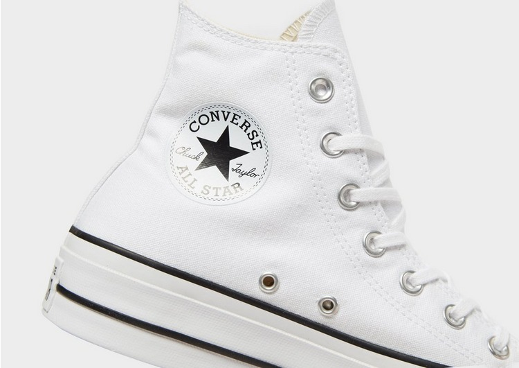 Converse Baskets All Star Lift Hi Platform Femme