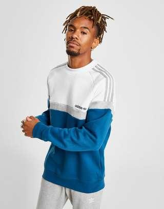 adidas Originals Itasca Crew Sweatshirt | JD Sports