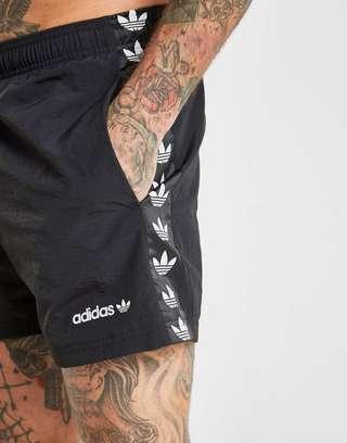 adidas Originals Tape Swim Shorts