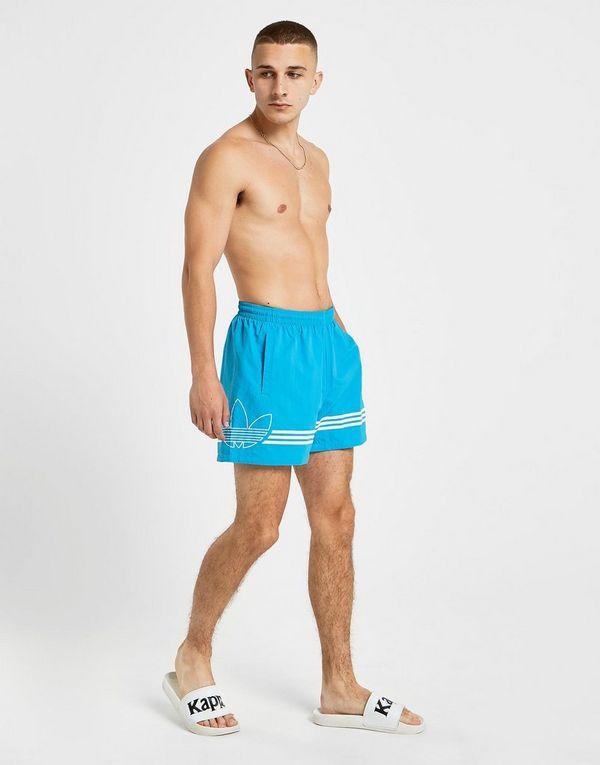89941a8138 adidas Originals Spirit Swim Shorts | JD Sports