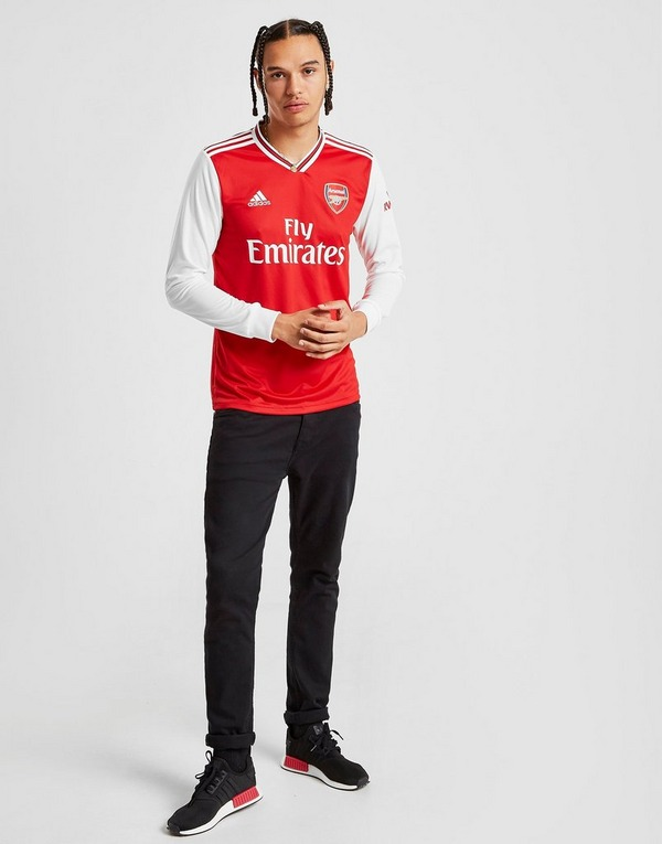 adidas Arsenal 2019/20 Long Sleeve Home Shirt