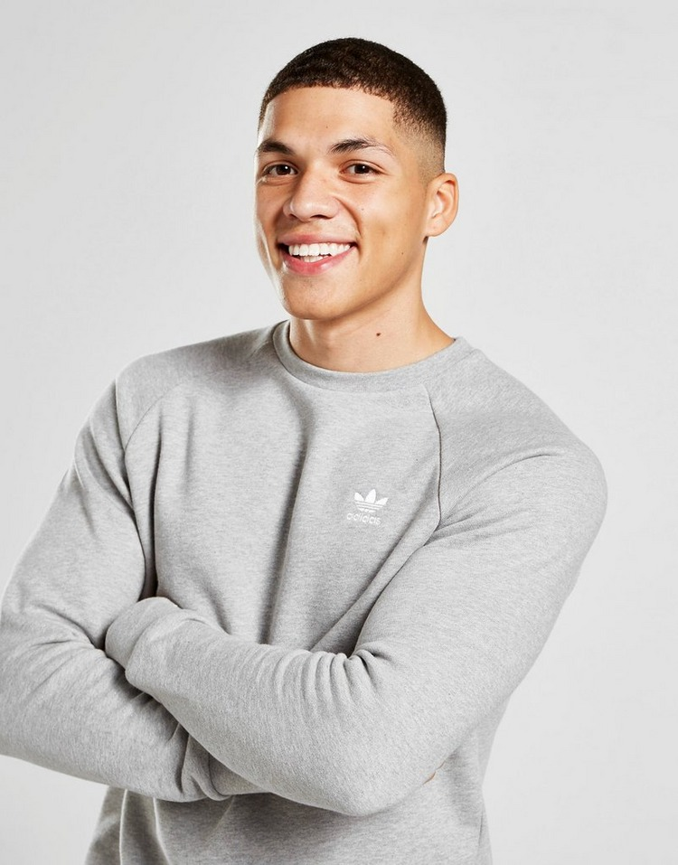 adidas Originals Trefoil Essential Crew Sweatshirt