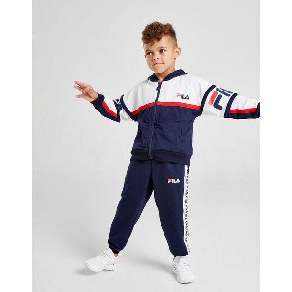 Fila Owen Full Zip Suit Children
