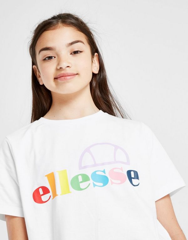 006ffa1e87 Ellesse Girls' Lavana Boyfriend T-Shirt Junior   JD Sports